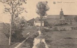 Graide  La Rivière Du Moulin Circulé En 1923 - Bièvre
