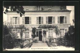 CPA Beaune-la-Rolande, Le Presbytère, Pfarrhaus - Beaune-la-Rolande