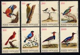 VATICAN - 852/859** - OISEAUX - Vatican