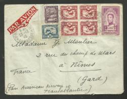 23.12.1940 / Lettre Avion >>> FRANCE - Indochina (1889-1945)