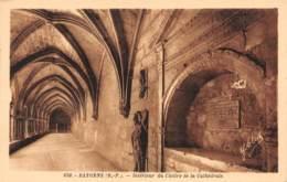 64 - BAYONNE - Intérieur Du Cloître De La Cathédrale - Bayonne