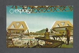 EXPOSITIONS - EXPO67 - EXPO 67 - MONTRÉAL - QUÉBEC - PAVILLONS THÉMATIQUES - Expositions