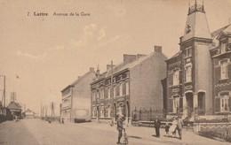 Luttre Avenue De La Gare Animée N'a Pas Circulé - Pont-à-Celles