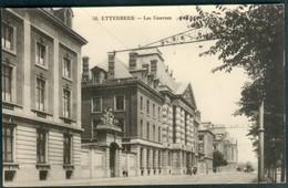 BRUXELLES : ETTERBEEK : Les Casernes Bd Gén Jacques - Etterbeek