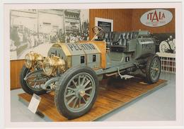 1446/ ITALA Mod. 35-45 HP, Raid Peking-Paris 1907. Museo Dell'Automobile Carlo Biscaretti Di Ruffia, Torino. - Turismo