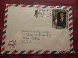 Lettre De 1993 A Destination De France - Algeria (1962-...)