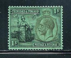 """Trinidad & Tobago     """"Britanna & George V""""     SC# 29   Used - Trinidad & Tobago (...-1961)"""
