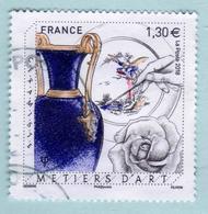 France 2018 - N° 5264 - Métiers D'Art - Céramiste - Oblitéré - France