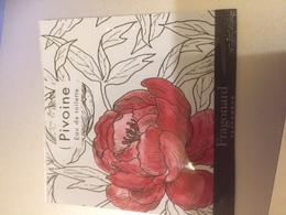 Fragonard Pivoine Pochette Parfumée échantillon - Echantillons (tubes Sur Carte)
