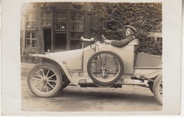 Old Timer - Middelburg - 1915 - Foto Formaat 8 X 13 Cm - Auto's