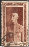 France Vignette - Portrait General Marechal Gallieni Used - Military Heritage