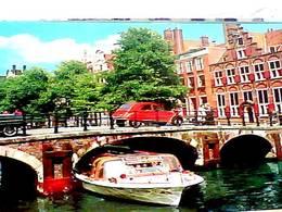 HOLLAND AMSTERDAM  AUTO CAR CITROEN DIANA N1975 HA8295 - Amsterdam