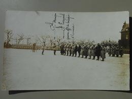 MILITARIA ARMEE D'OCCUPATION EN RHENANIE MAYENCE 01/01/1919 REMISE DECORATION PAR GENERAL MANGIN - Oorlog 1914-18