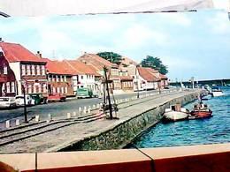 Denemarken Danmark Dänemark RIBE SKIBBROEN AUTO CAR   N1975 HA8300 - Danimarca