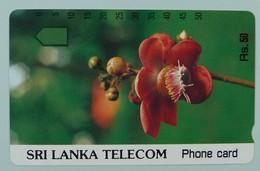 SRI LANKA - Anritsu -  Rs. 50 - Mint - Sri Lanka (Ceylon)