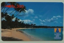 SRI LANKA - GPT - Rs 300 - Beach - Without Control - Sri Lanka (Ceylon)