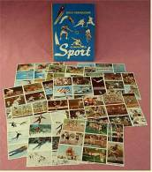 Olympischer Sport Sammelbilder-Album  Erich Oberrascher  , Herba Verlag - Bilder Als Blockbögen - Kaufmanns- Und Zigarettenbilder