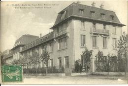 Nancy Ecole Des Beaux Arts Avenue Boffrand - Nancy