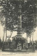 Lure Le Monument 1870 Au Cimetiere - Lure