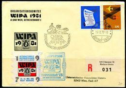 FP0631 United Nations Vienna 1978 Post Exhibition MNH - Briefmarken