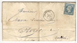 14827 - QUINCAILLERIE & MERCERIE - Storia Postale