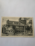 Bergen (NH) Hotel Hertenkamp 1952 - Nederland
