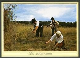 METIERS D ANTAN LES MOISSONNEURS 1981  EDITIONS NIVERNAISES (Très Très Bon état) + 2902 - Cultures