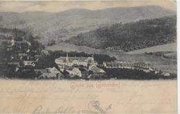 AK 0176  Gruss Aus Gotschdorf ( Holcovice ) - K. K. Österreich Um 1898 - Czech Republic