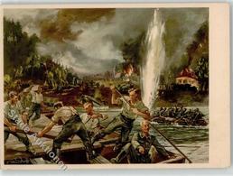 52068596 - Sign. Mundorff, Viktor Pioniere - Guerre 1939-45