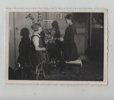Crèche De Noel Jeunes Filles 1934 Maison Bourgeoise à Lyon - Orte