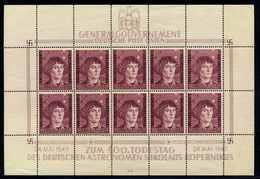 GENERALGOUVERNEMENT 1943 Nr 104 Postfrisch (111379) - Besetzungen 1938-45