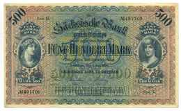 DEUTSCHES REICH 500Mio. Mark Banknote Siehe Beschreibung (111317) - Germany