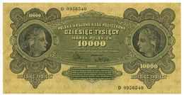 POLEN 10Tsd. Marek Banknote Siehe Beschreibung (111322) - Banknotes