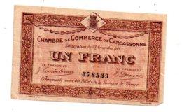 Carcassonne -un Franc-voir état - Handelskammer