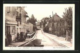 CPA Gramat, Avenue De La Gare - Gramat