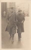 9268-FOTO DI MILITARE A TORINO P.N. INVERNO 1940 - Guerre, Militaire