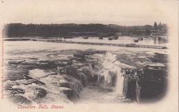 Vintage 1905-1910 - Ottawa - Chaudière Falls - Unused - Excellent Condition - 2 Scans - Ottawa