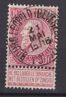N° 58 : BOURG LEOPOLD ( BEVERLOO ) - 1893-1900 Fine Barbe