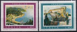 ITALIEN 1974 Mi-Nr. 1458/59 ** MNH - 1971-80:  Nuovi