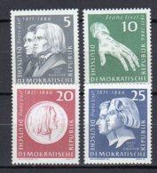 DDR  857 - 860 **  Postfrisch - Neufs
