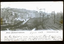 NAMUR LE TRAIN - Namur