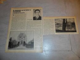 """Origineel Knipsel ( 1705 ) Uit Tijdschrift """" Ons Volk """" 1934 :  Steenockerzeel   Steenokkerzeel - Vieux Papiers"""