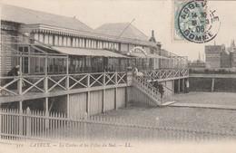 80410 CAYEUX SUR MER - CASINO Et VILLAS En 1906 - Cayeux Sur Mer