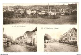 68 - WALDIGHOFEN BLOTZHEIM HAUTE ALSACE - CACHET WALDIGHOFEN 13/9/1920 POUR AMIENS - N° 201 - ZOOM 3 Scans - - Other Municipalities