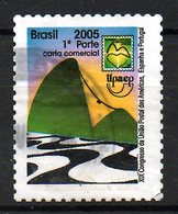 BRESIL. N°2921 Oblitéré De 2005. UPAEP. - Brazil
