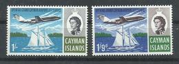 CAIMAN   YVERT   195/96      MNH  ** - Caimán (Islas)