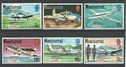 MONTSERRAT   YVERT   268/73      MNH  ** - Montserrat