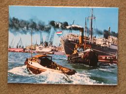 ROTTERDAM HARBOUR - Cargos