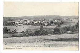 CONDAT Les MONTBOISSIER  (cpa 63)  Vue Générale   -  L 1 - Autres Communes
