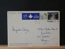 82/865A CP CANADA POUR LA BELG. - 1953-.... Reign Of Elizabeth II